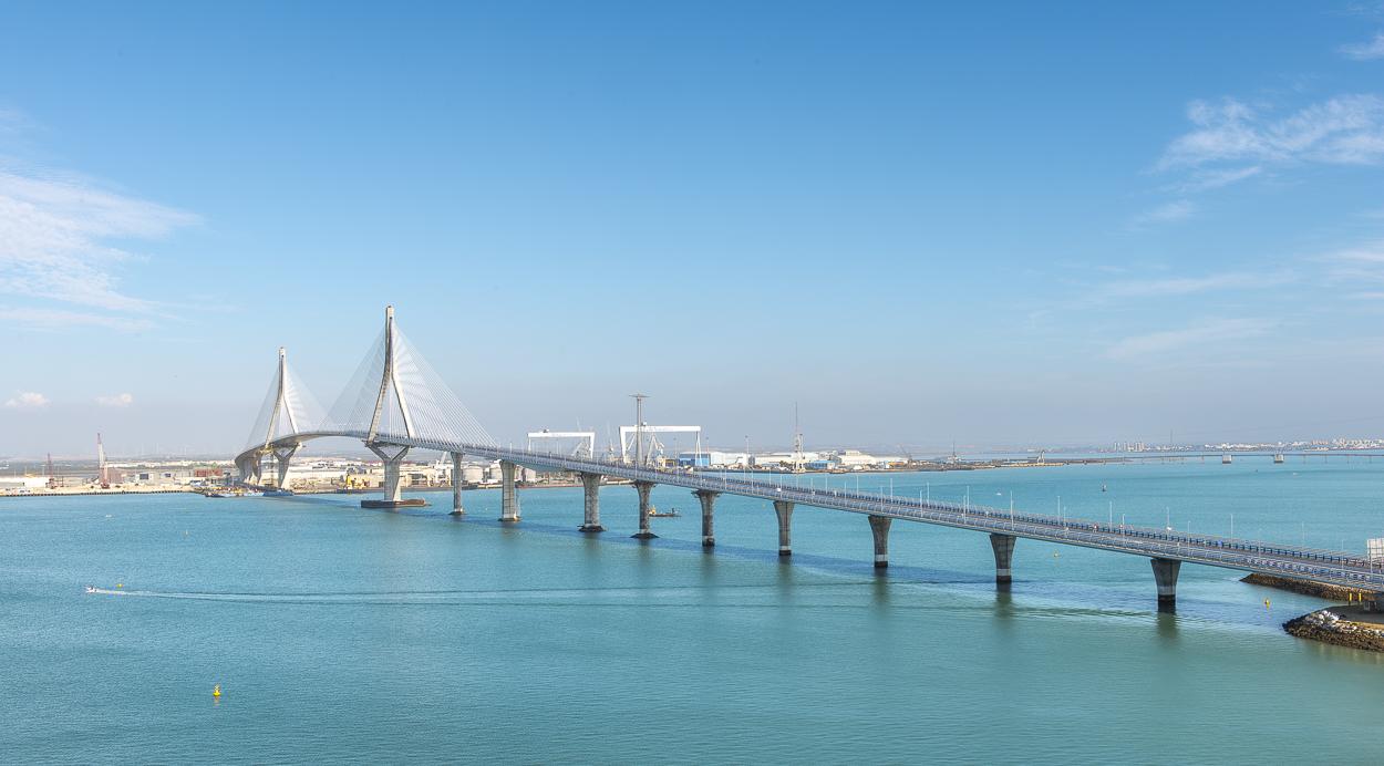 Inauguracion Puente De Fernandez Javier